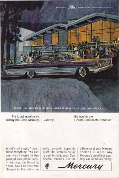 Ford's Mercury (1964)