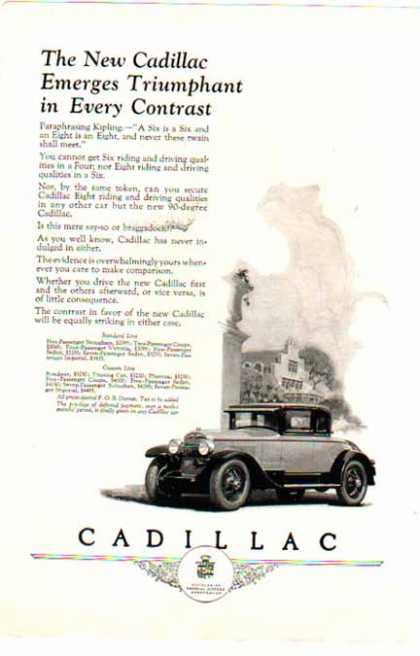 Cadillac Car – Two-Passenger Coupe (1926)