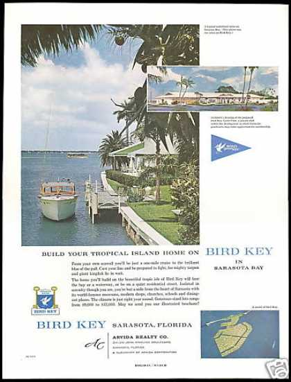 Florida Bird Keys Bay Homesite's Sarasota (1960)