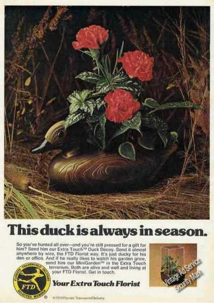This Duck Is Always In Season Ftd (1974)