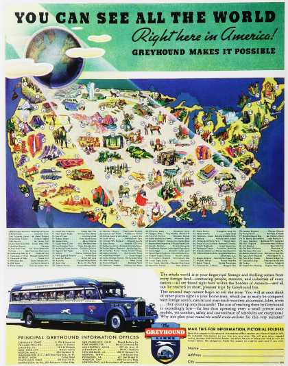 Greyhound Lines