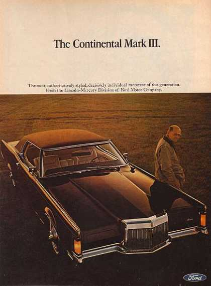 Ford's Lincoln (1968)