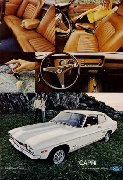 Ford Capri Sport Coupe (1971)