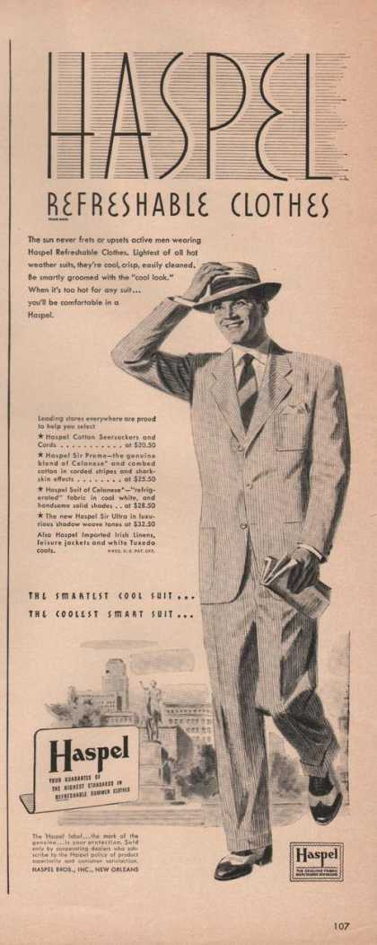 Haspel Mens Refreshabl (1949)