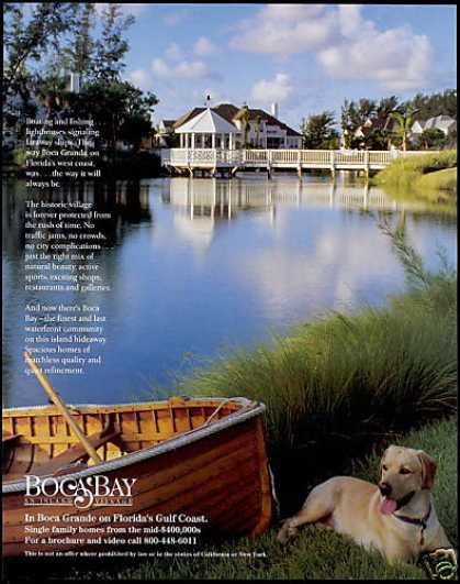 Boca Bay Grande Florida Gulf Coast Homes (1993)