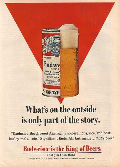 The King of Beers (1969)