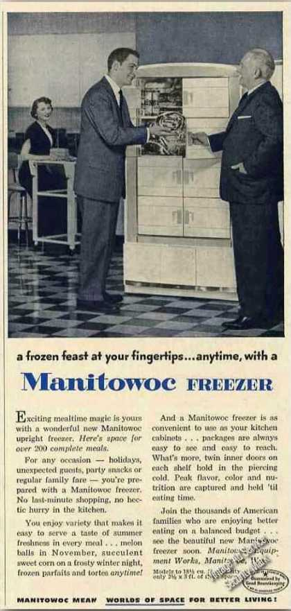 Vintage Household Ads Of The 1950s Page 5