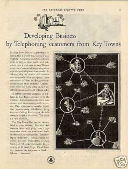 Bell Telephone System (1930)