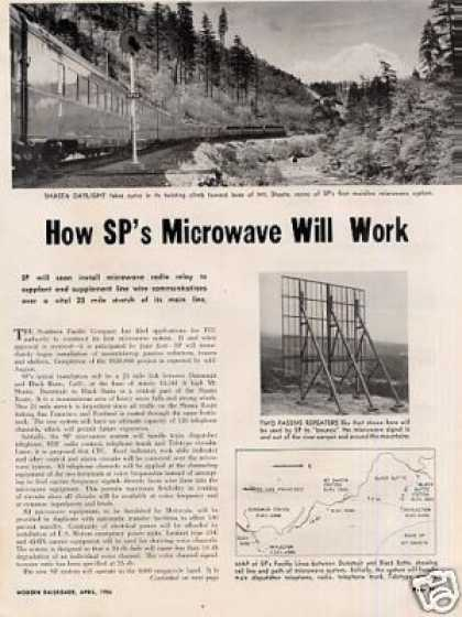 """How Sp's Microwave Will Work"" Article (1956)"