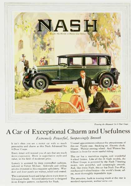 Vintage Car Advertisements Of The 1920s Page 4