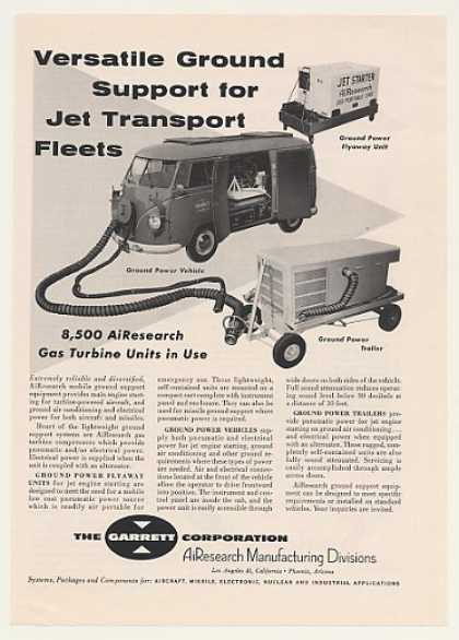 AiResearch VW Bus Jet Ground Power Vehicle (1960)