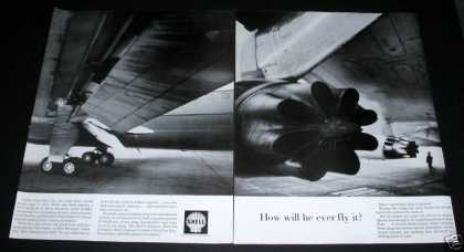 Shell Oil, Jet Liner Engines (1964)