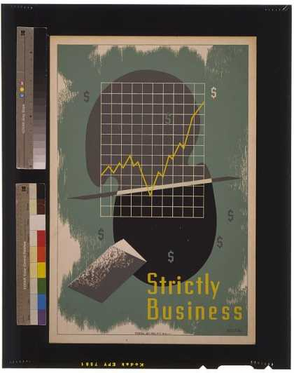 Strictly business / Buczak. (1936)