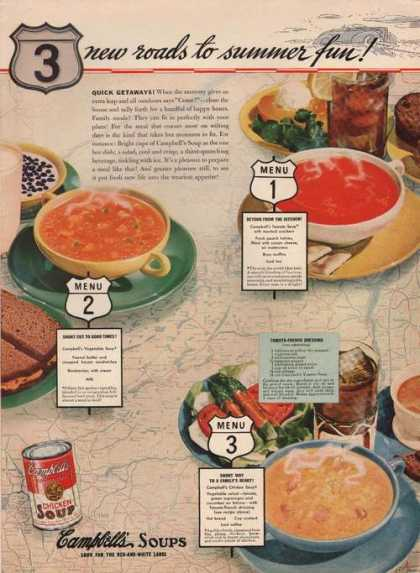 Campbells Chicken Soup (1941)