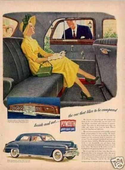 Plymouth Special Deluxe 4-door Sedan (1949)