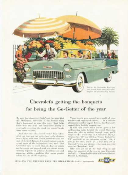 Chevrolet Chevy Bel Air Convertible (1955)