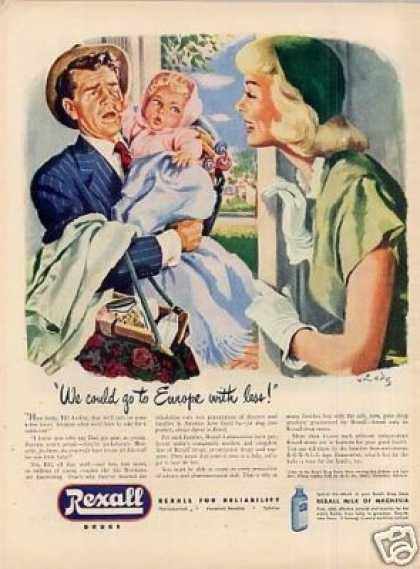 Rexall Drugs (1947)