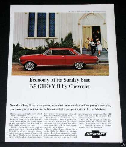 Chevrolet, Chevy Ii, Power (1964)