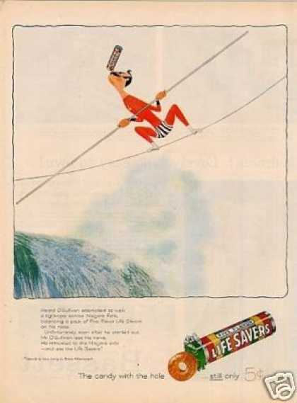 Life Savers Candy (1957)