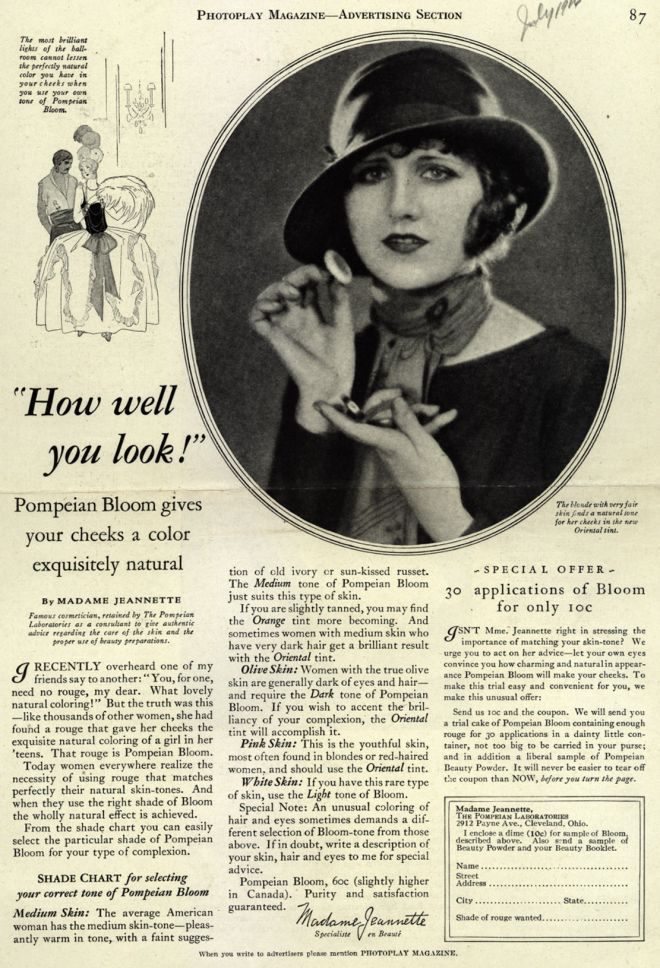 Vintage Beauty And Hygiene Ads Of The 1920s Page 10