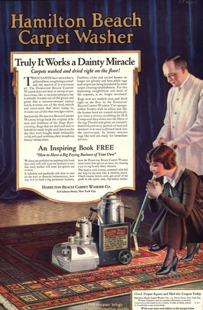 Vintage Household Ads of the 1920s - 132.4KB