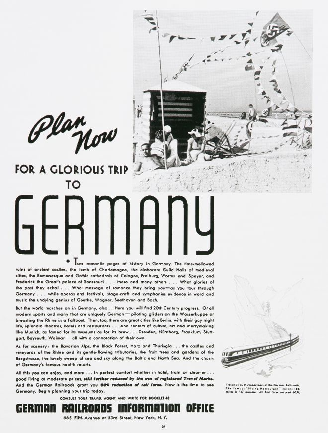 Vintage Trailer Resort >> Vintage Travel and Tourism Ads of the 1930s (Page 5)