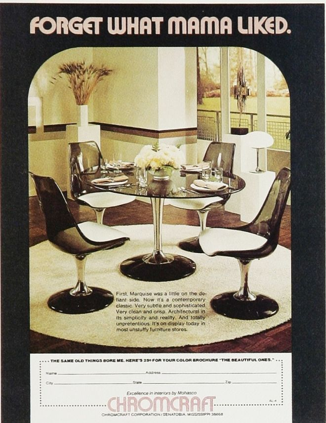 Vintage Household Ads Of The 1970s