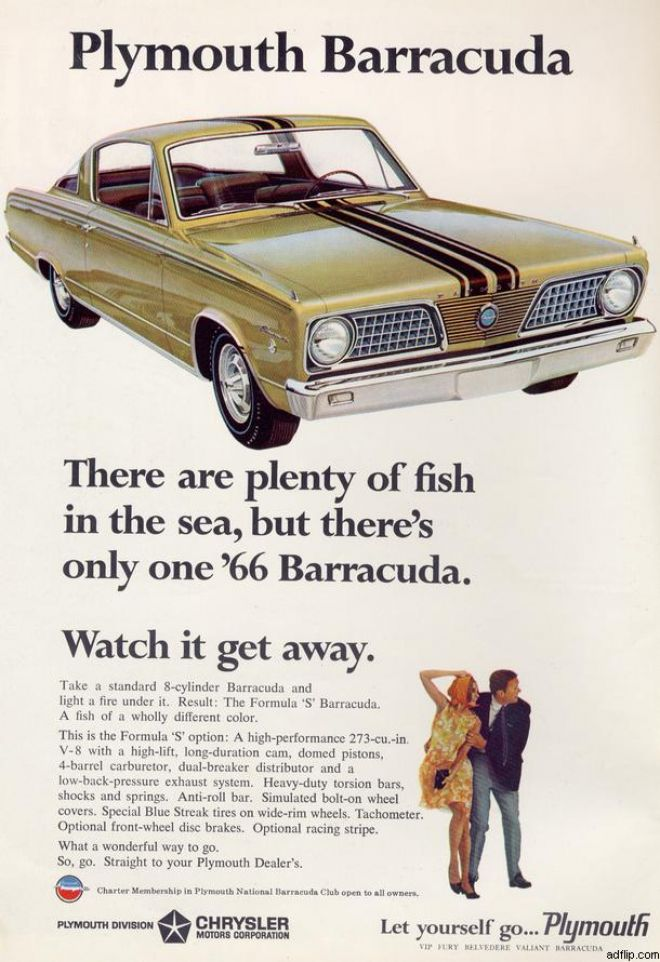 Vintage Car Advertisements Of The 1960s Page 174