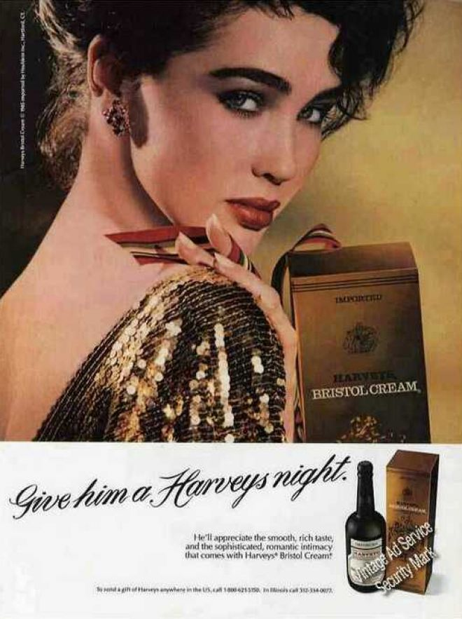 Vintage Gender Advertisements of the 1980s