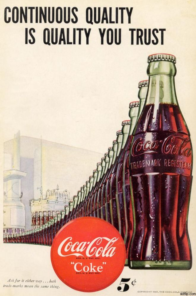 an introduction to the analysis of a coke advertisement