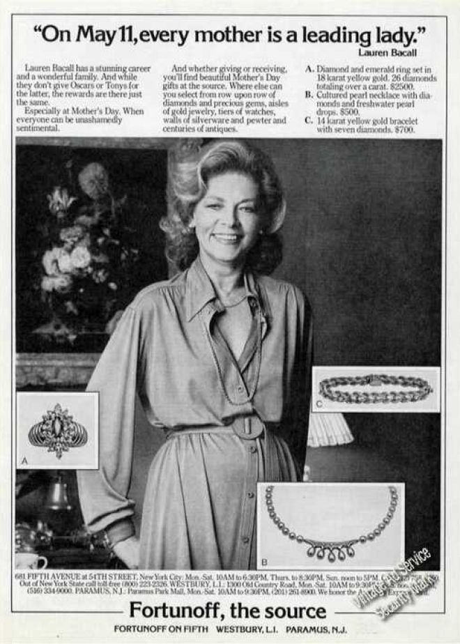 Vintage Jewelry And Watches Ads Of The 1980s Page 6