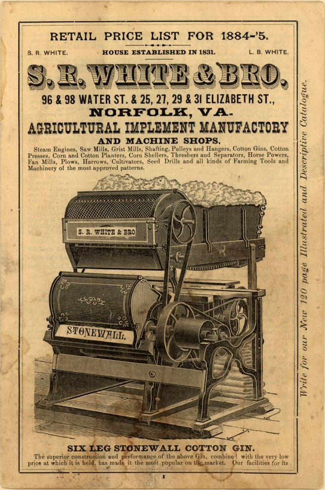 Vintage Leaflets And Flyers Of The 1870s