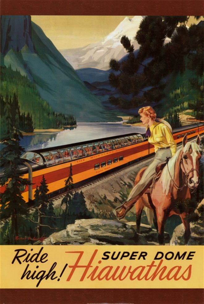 Vintage Travel And Tourism Ads Of The 1950s Page 71