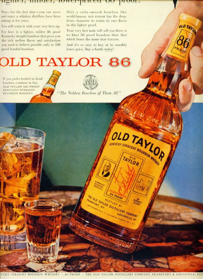 Vintage Alcohol Ads Of The 1960s Page 4