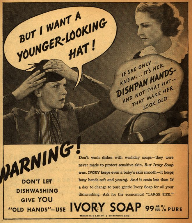 Vintage Beauty And Hygiene Ads Of The 1930s (Page 48