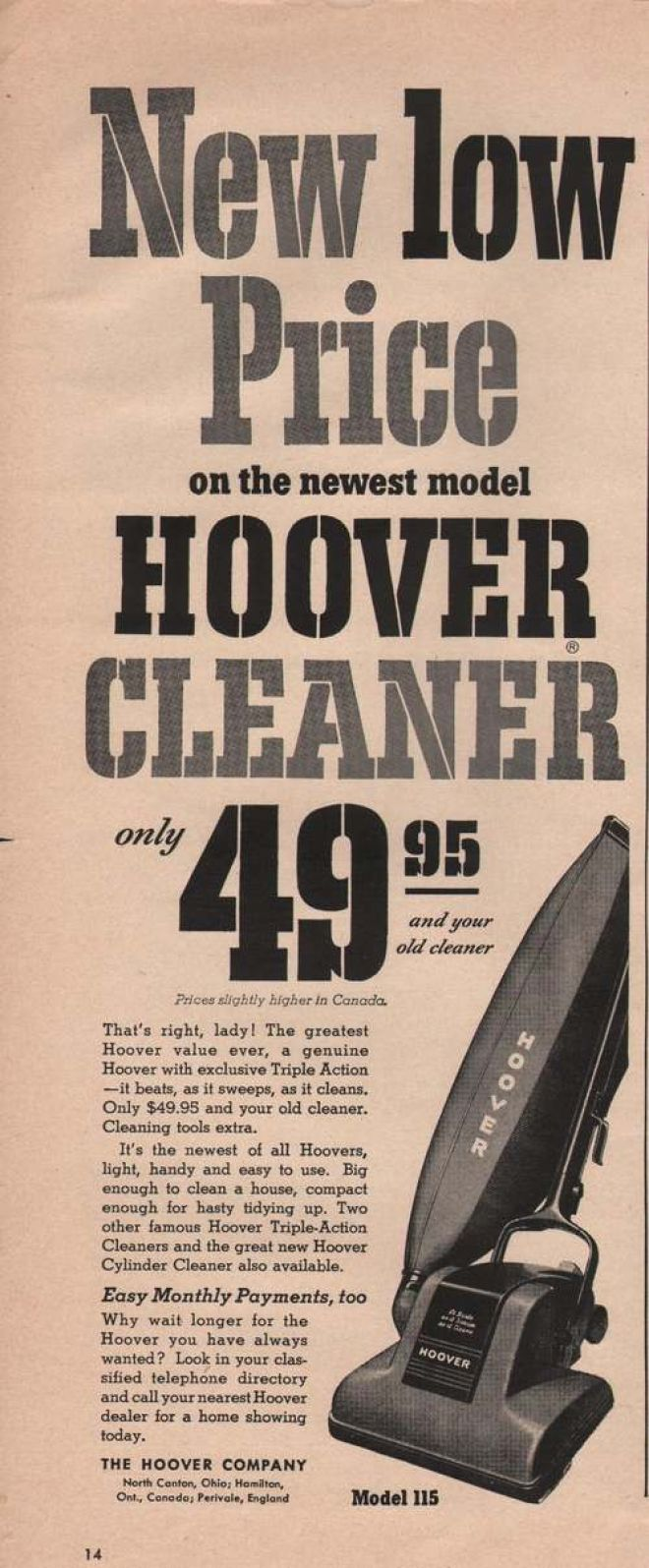 Vintage Household Ads Of The 1940s Page 37