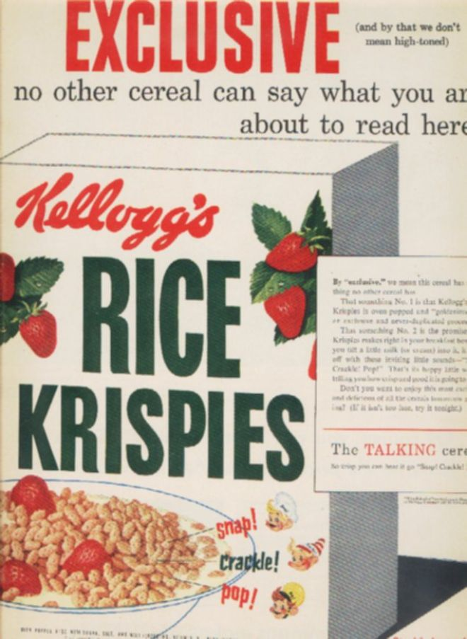 Vintage Food Advertisements Of The 1950s Page 19
