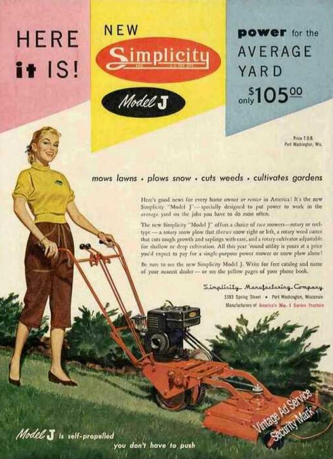 Vintage Household Ads Of The 1950s Page 49