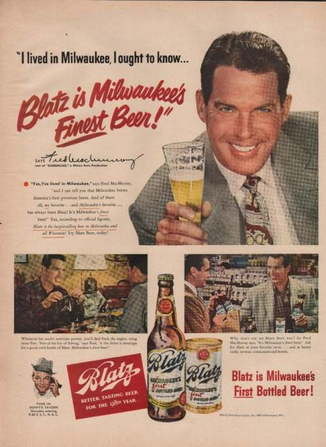 Vintage Drinks Advertisements Of The 1940s Page 4