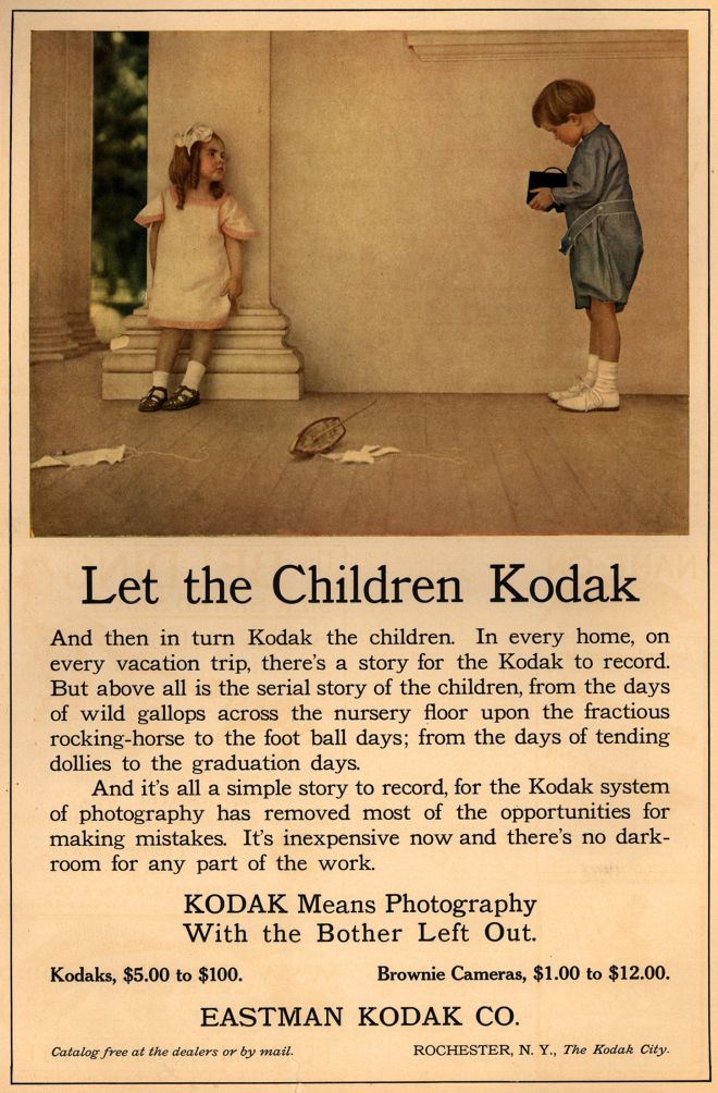 Royal Invites: Vintage Photography/ Camera Ads Of The 1900s (Page 6
