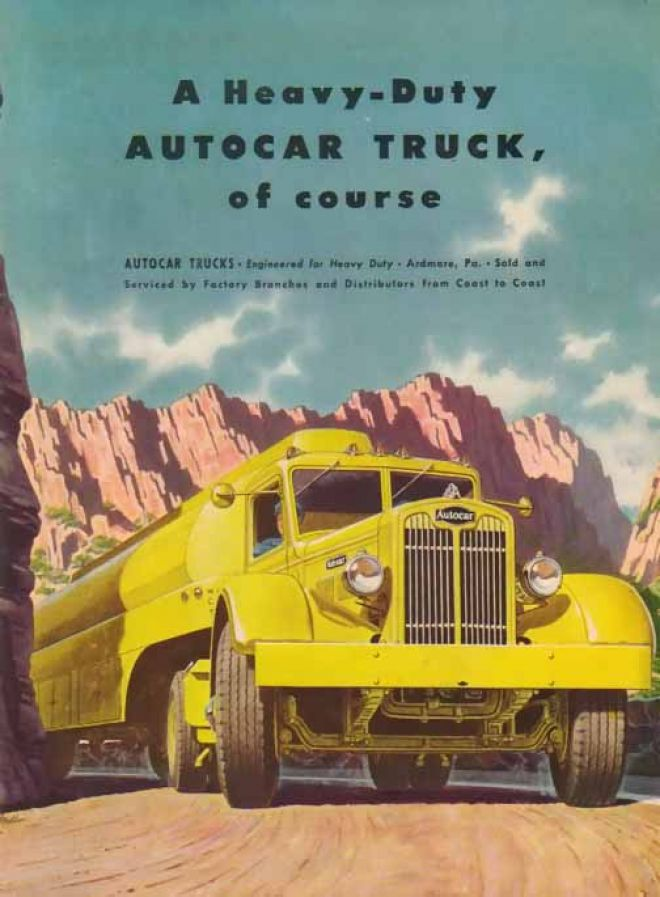 Vintage Transportation Ads Of The 1940s Page 37