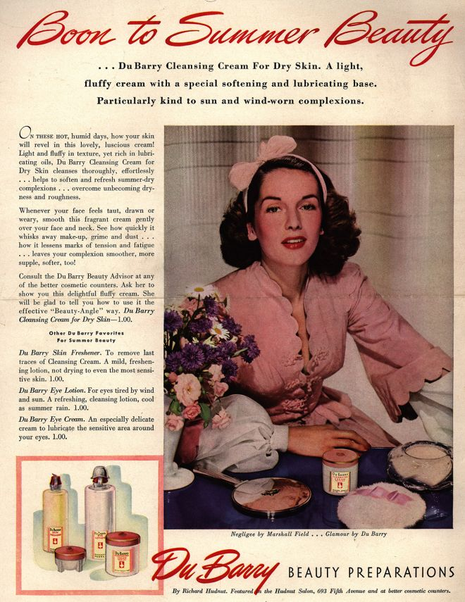 Vintage Beauty And Hygiene Ads Of The 1940s Page 128
