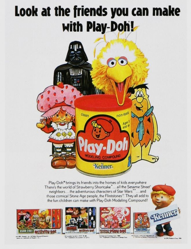 Vintage Kids and Babies Ads of the 1980s