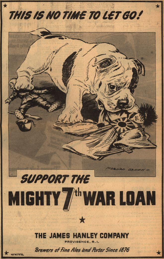 7th war loan poster dating 5