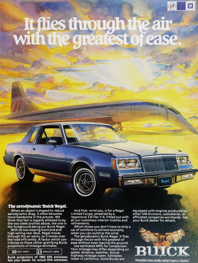 Vintage Car Advertisements of the 1980s (Page 10)