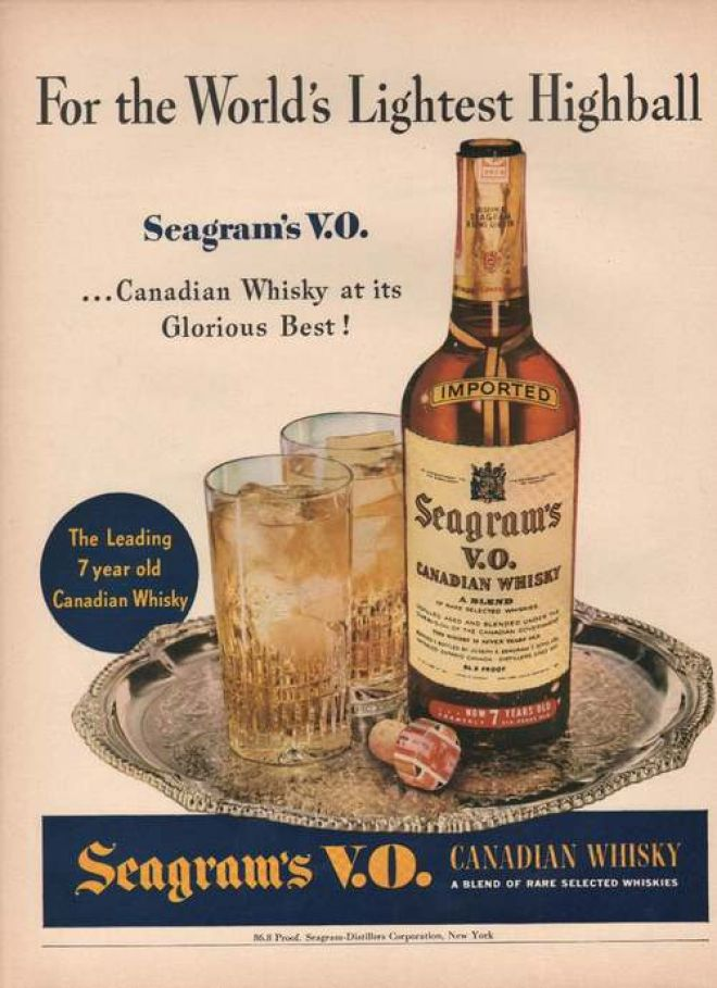 Seagrams Vo Drink Recipes