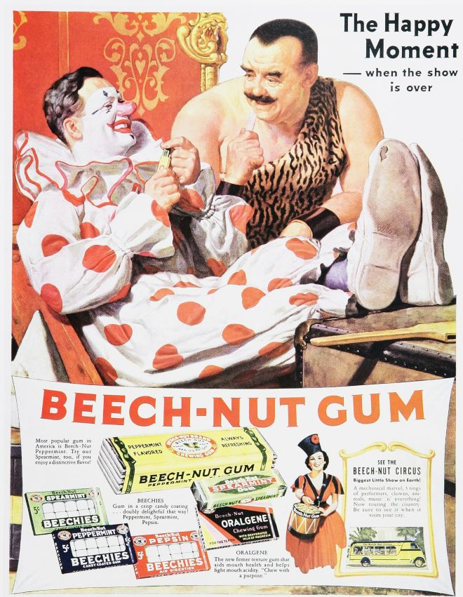 Vintage Candy Advertisements of the 1930s (Page 2)