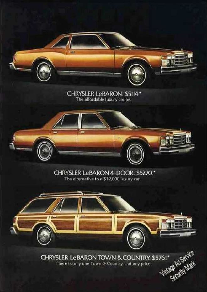 Vintage Car Advertisements Of The 1970s Page 89