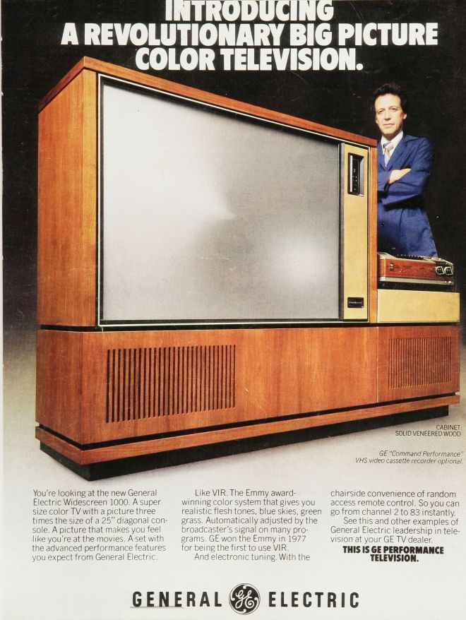 Vintage Electronics/ TV of the 1970s (Page 2)