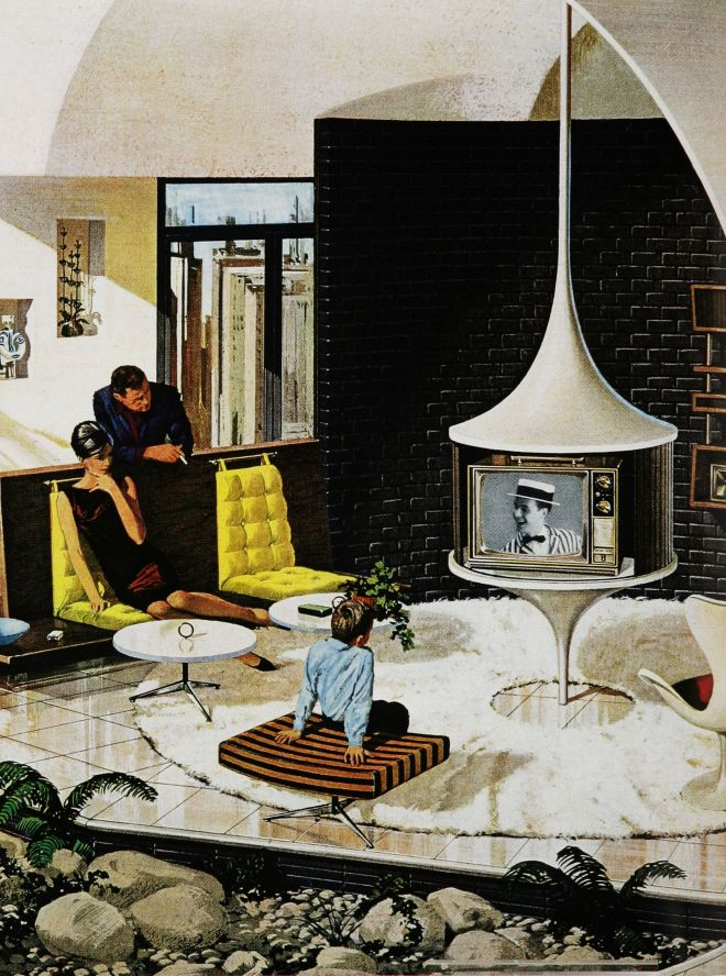 Vintage Furniture Ads Of The 1960s Page 4